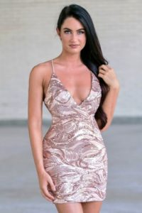 Gorgeous cocktail dresses at Lily